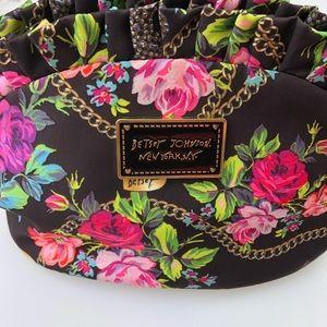 Betsey Johnson Make Up Bag